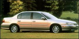 Used 1998 Chevrolet Malibu