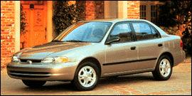 Used 1998 Chevrolet Prizm LSi