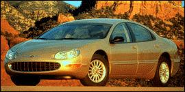 Used 1998 Chrysler Concorde LX