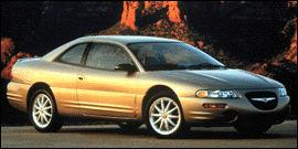 Used 1998 Chrysler Sebring JXi