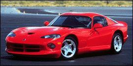 Used 1998 Dodge Viper RT-10
