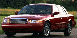Used 1998 Ford Crown Victoria LX