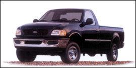 1998 Ford F-150 XLT SuperCab