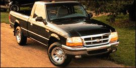 Used 1998 Ford Ranger XL