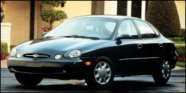 Used 1998 Ford Taurus