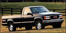 Used 1998 GMC Sierra 1500 EXT. CAB 6.5-FT. BED
