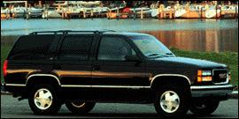 Used 1998 GMC Yukon