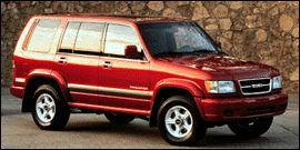 Used 1998 Isuzu Trooper S