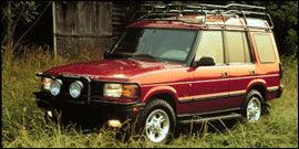 1998 Land Rover Discovery SD