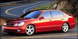 Used 1998 Lexus GS 400