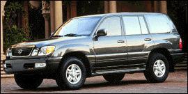 Used 1998 Lexus LX 470
