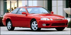 1998 Lexus SC 400