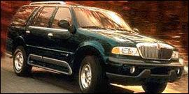 Used 1998 Lincoln Navigator
