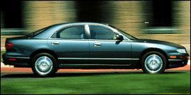 Used 1998 Mazda Millenia Base
