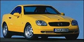 Used 1998 Mercedes-Benz SLK 230 Kompressor
