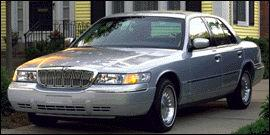 Used 1998 Mercury Grand Marquis GS