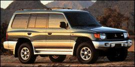 Used 1998 Mitsubishi Montero