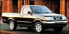 Used 1998 Nissan Frontier SE King Cab