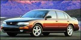 Used 1998 Nissan Maxima