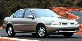 Used 1998 Oldsmobile Cutlass GL