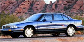 Used 1998 Oldsmobile Regency Base