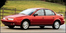 Used 1998 Saturn SL