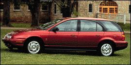 Used 1998 Saturn SW 2