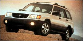 Used 1998 Subaru Forester S