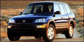 Used 1998 Toyota RAV4 Base
