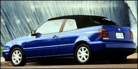 Used 1998 Volkswagen Cabrio GL
