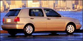 Used 1998 Volkswagen Golf GTI