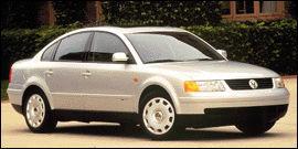 Used 1998 Volkswagen Passat GLS