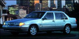 Used 1998 Volvo S90