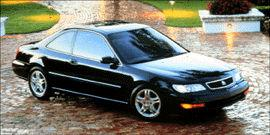 Used 1999 Acura CL 2.3