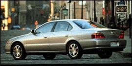Used 1999 Acura TL 3.2