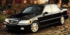 Used 1999 Acura RL 3.5