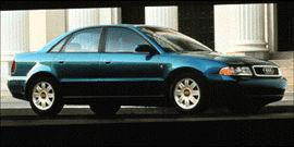 Used 1999 Audi A4 2.8 quattro