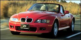 1999 BMW Z3 Roadster