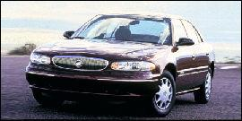 Used 1999 Buick Century Custom