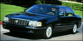 Used 1999 Cadillac DeVille Base