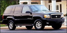 1999 Cadillac Escalade 4WD