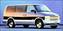 Used 1999 Chevrolet Astro