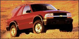 Used 1999 Chevrolet Blazer ZR2