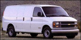 Used 1999 Chevrolet Express 1500 Wagon
