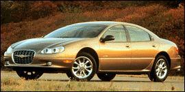 Used 1999 Chrysler LHS
