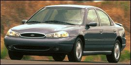 Used 1999 Ford Contour SE