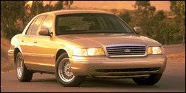 Used 1999 Ford Crown Victoria Base