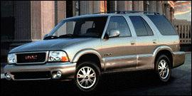 Used 1999 GMC Envoy Base