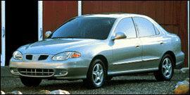 Used 1999 Hyundai Elantra GLS