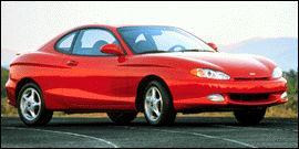 Used 1999 Hyundai Tiburon FX